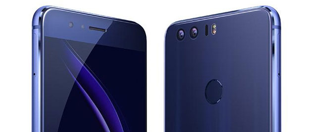 Honor 8 ufficiale con dual camera e 4GB di RAM, un Huawei P9 meno potente