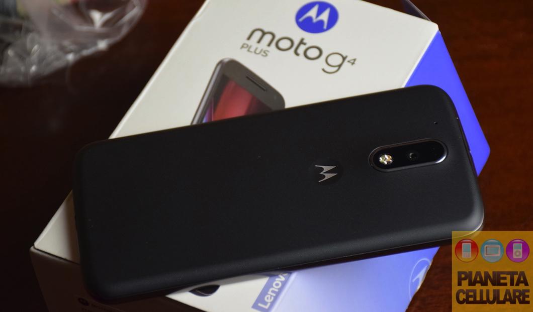 Recensione Lenovo Moto G4 Plus