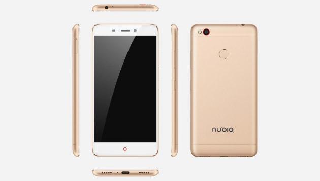 ZTE Nubia N1, Android 6 con ampia batteria da 5000mAh