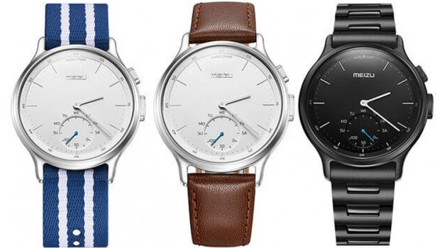Meizu Mix in Europa come Meizu Watch, primo smartwatch Meizu con display analogico