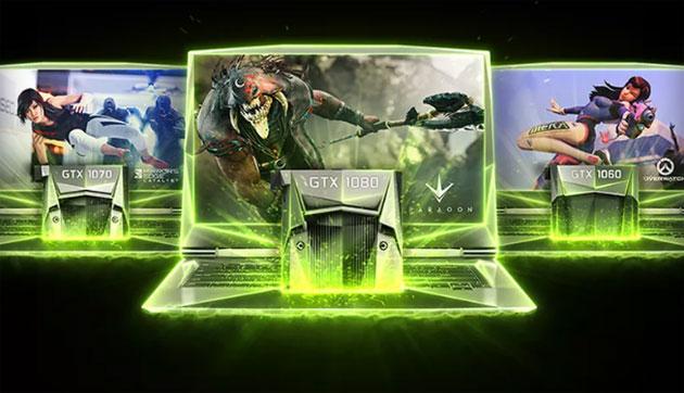Nvidia porta le GPU GTX 10 VR-ready sui notebook