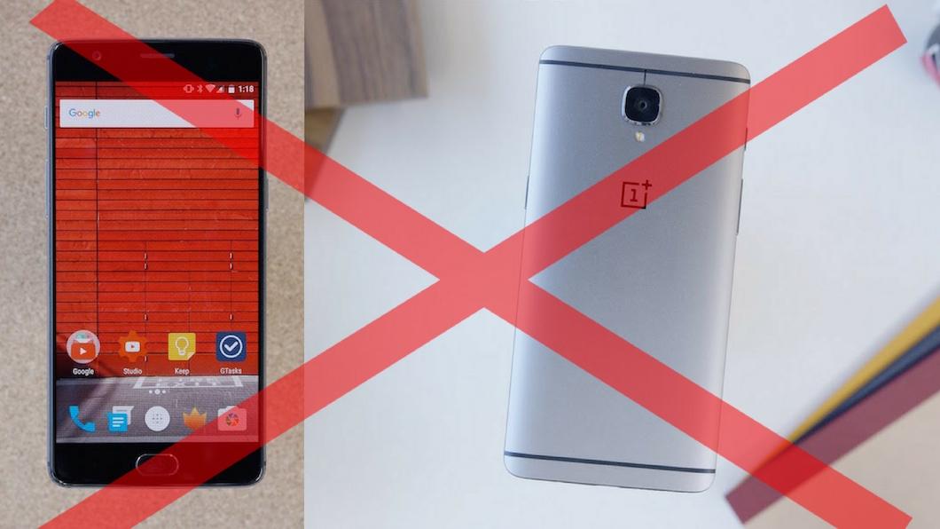 Smartphone da 4,6 pollici con 6 GB di RAM appare in rete, smentito OnePlus 3 Mini