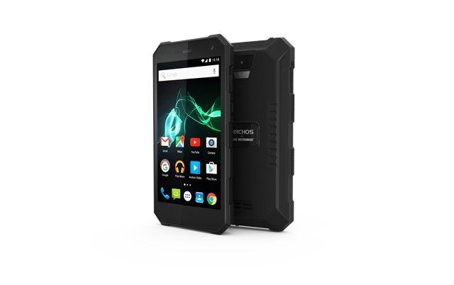 Archos 50 Sapir: Smartphone Dual Sim Android super resistente