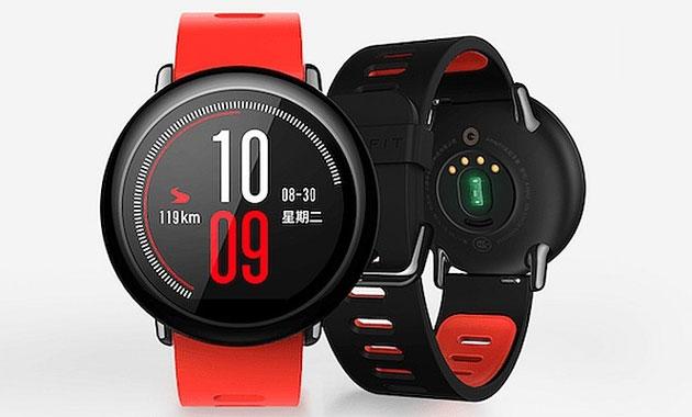 Xiaomi AMAZFIT, primo smartwatch con sensore GPS da 28nm