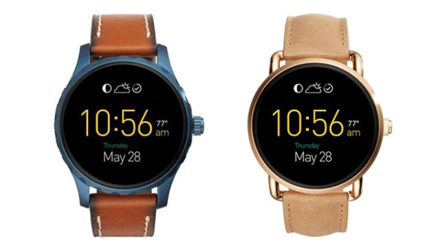 Fossil: Fossil Q Marshal e Wander, Due nuovi Smartwach Android