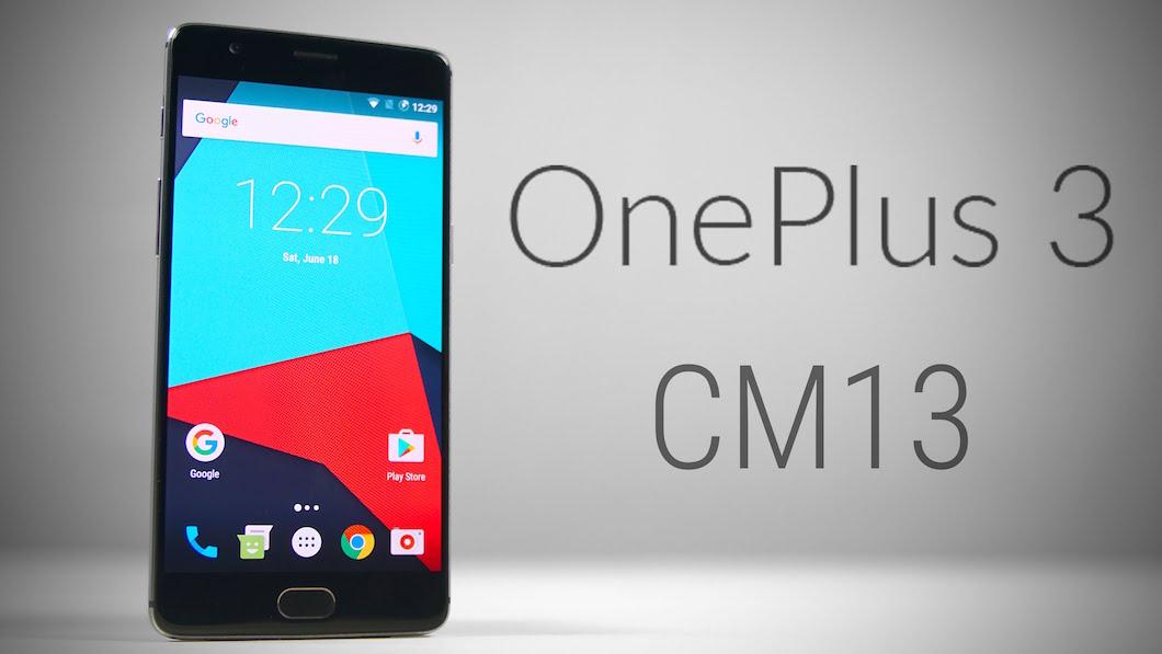 CyanogenMod 13 per OnePlus 3 disponibile ufficialmente, ecco come installarla