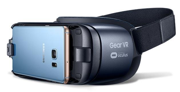 Samsung lavora al suo primo visore di Realta' aumentata oltre al nuovo Gear VR 2