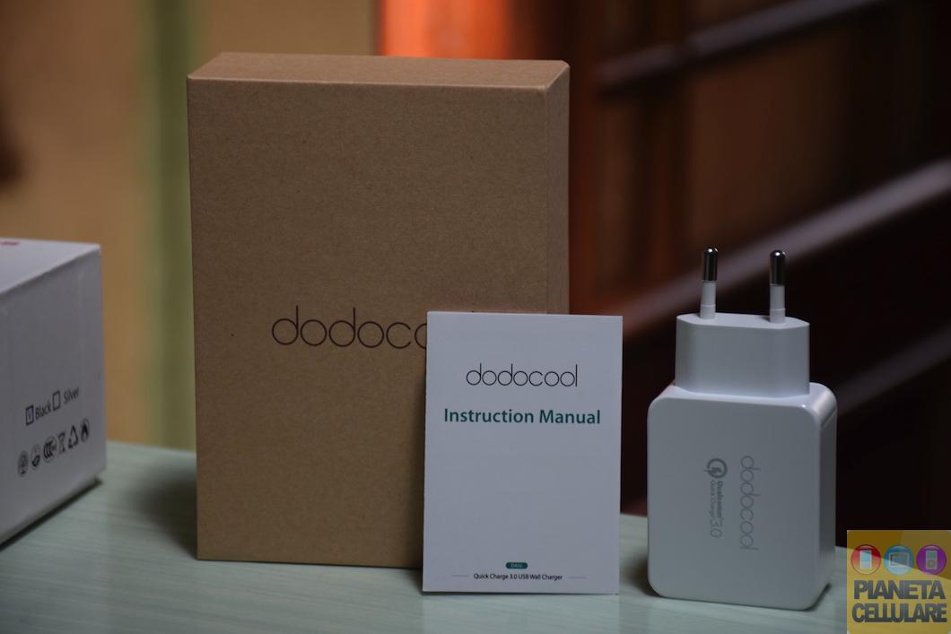 Quick Charge 3.0 Dodocool, la nostra recensione