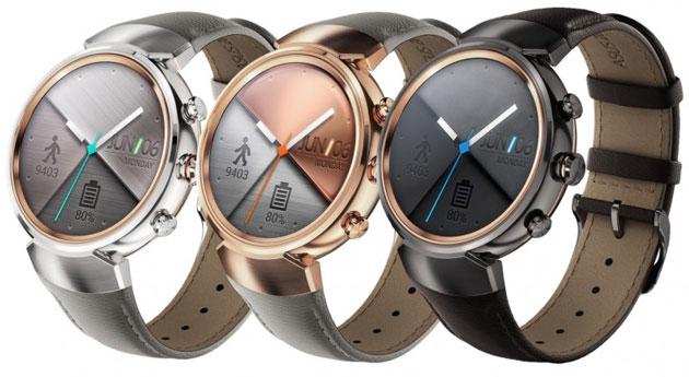 Asus Zenwatch 3 in vendita in Italia da 269 euro
