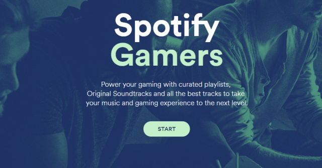 Foto Spotify introduce Playlist per i Videogames