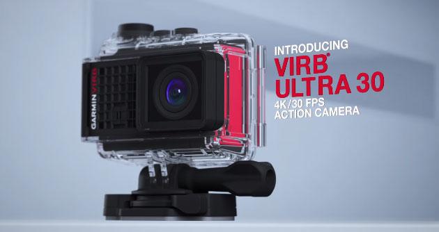 Garmin Virb Ultra 30, prima Action Cam con controllo vocale