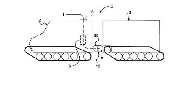 Apple: Depositato brevetto per Mezzo militare autoarticolato