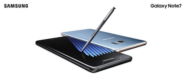 Samsung Galaxy Note 7 ufficiale: Specifiche, Foto, Video