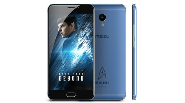 Meizu lancia M3 Max e M3E Star Trek Limited Edition