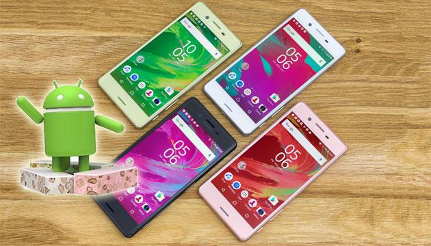 Foto Sony promette di risolvere il problema del basso volume in chiamata dopo aggiornamento ad Android 7 Nougat
