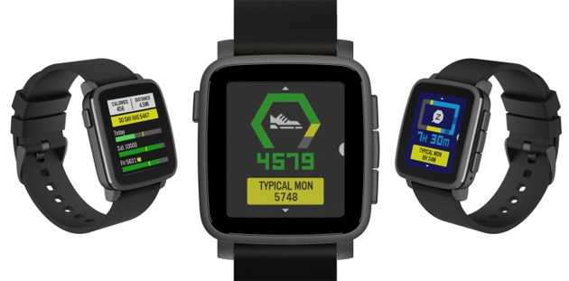 Pebble comprata da Ftbit