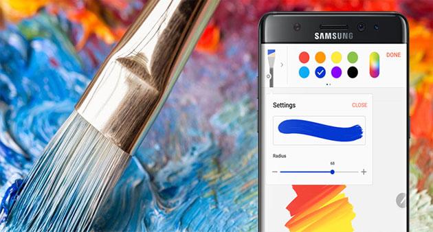 Samsung Notes, le nuove funzioni di S Pen su Galaxy Note7 presto anche su modelli precedenti