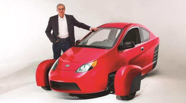 Elio Motors, auto a tre ruote da 36 km al litro, raccoglie 56 mila prenotazioni in 24 ore