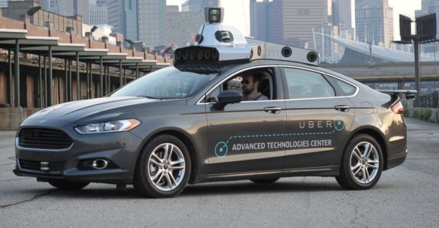 Uber: A Pittsburgh la prima flotta a guida automatica