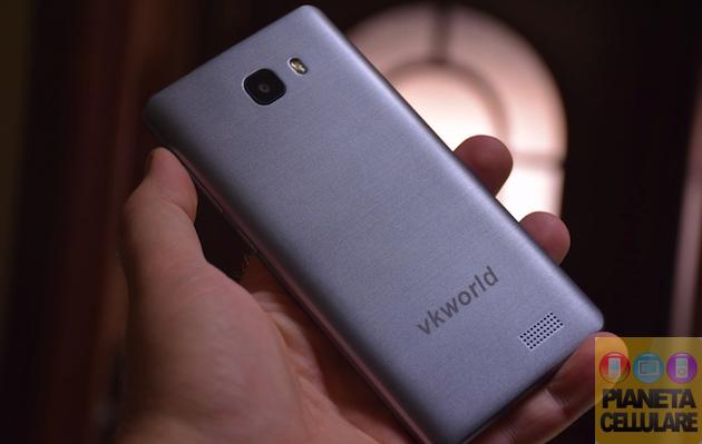 Recensione VKworld T5 SE, Smartphone Android LTE da 50 euro