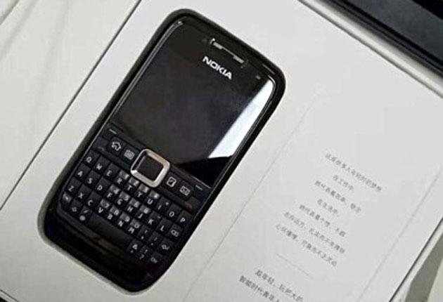 Meizu a settembre presenta un telefono stile Nokia E71