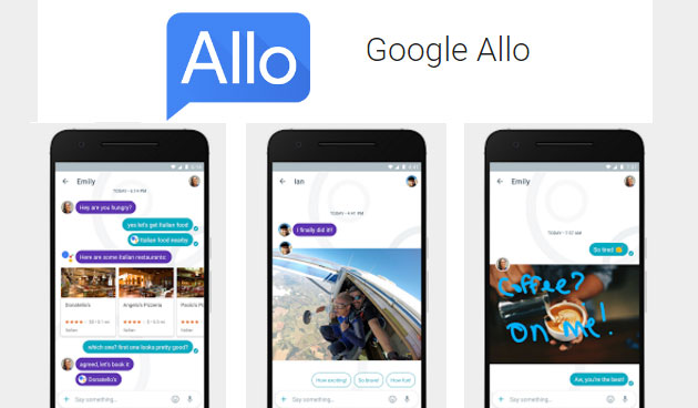 Google Allo, oltre 10 milioni i download solo su Android