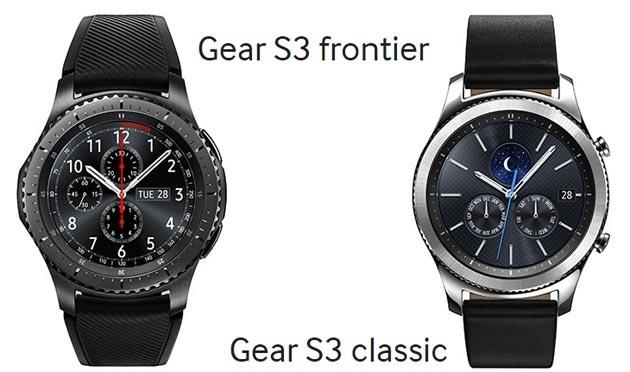 Samsung Gear S3 in Italia nelle varianti Classic e Frontier con LTE da 429 euro
