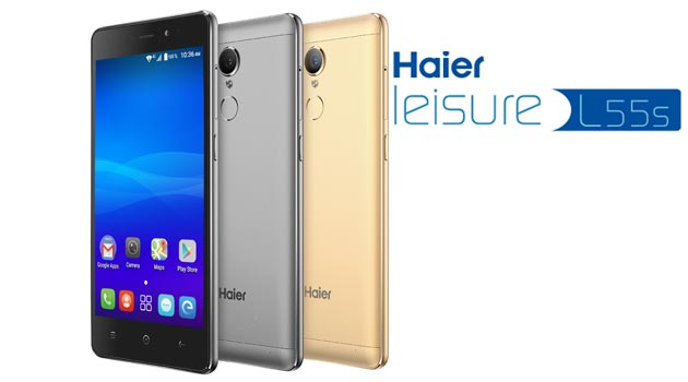 HaierPhone L55S lanciato ad IFA 2016