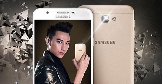 Foto Samsung SM-G615F trapelato, probabile Galaxy J7 Prime 2017