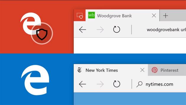 Microsoft presenta un browser Edge piu' sicuro