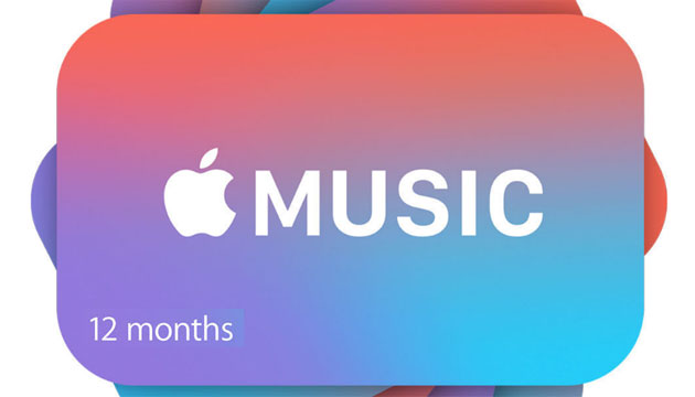 Apple Music, il buono regalo annuale da 99 euro regala 2 mesi di musica