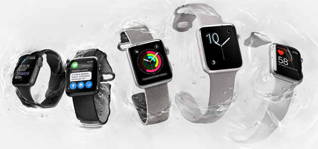 Apple Watch il wearable da polso piu' preciso