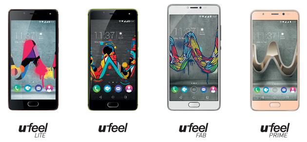 Wiko UFeel Prime e UFeel FAB allargano la famiglia UFeel