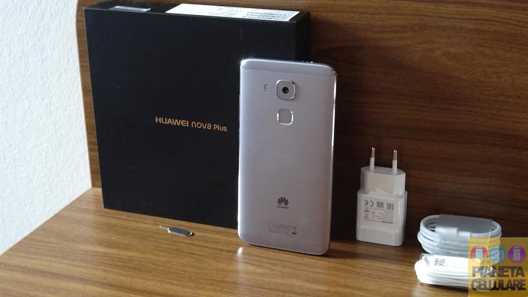 Unboxing Huawei Nova Plus, il nuovo Medio gamma che si sente un Top