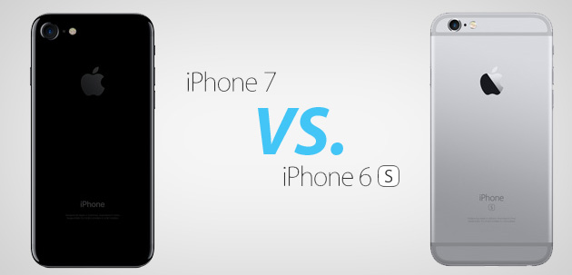 Confronto Apple iPhone 7 vs iPhone 6s