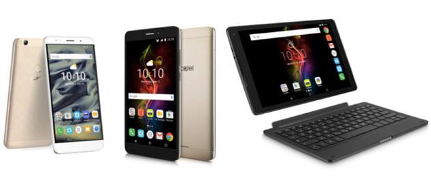 Alcatel POP 4 e SHINE LITE, nuovi tablet e smartphone Android