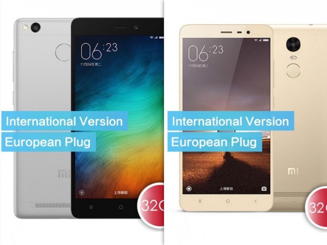 Xiaomi in versione Internazionale disponibili su Honorbuy con Italiano e banda 800 mHz