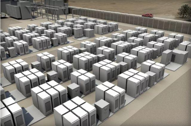 Tesla: Una super batteria da 80 Megawattora per alimentare Los Angeles