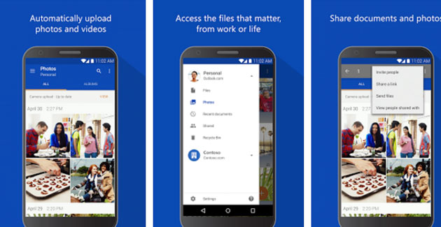 Microsoft OneDrive, ora possibile creare documenti di Office