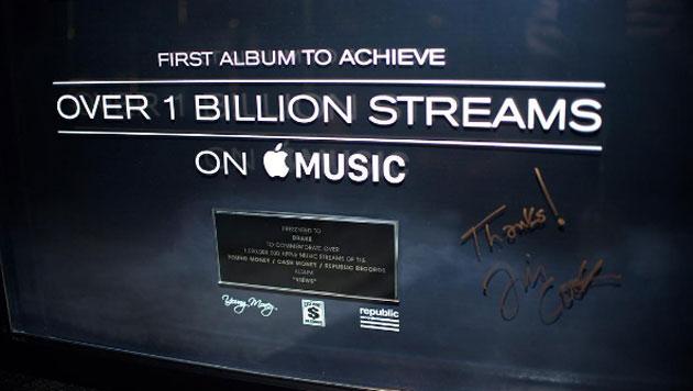 Drake Re della musica in streaming: More Life da Record su Spotify