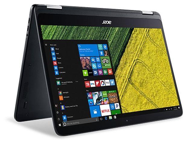 Acer Spin 7, 5, 3 e 1, quattro nuovi notebook presentati da Acer ad Ifa 2016