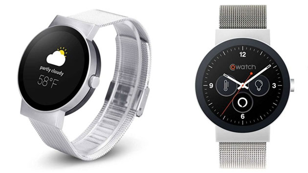 CoWatch primo smartwatch con Alexa di Amazon