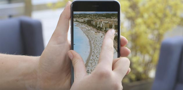 Instagram, come usare Pinch to Zoom