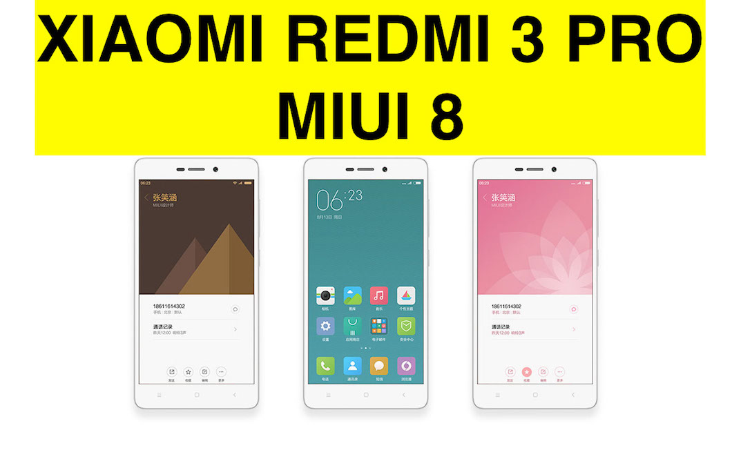 Recensione Xiaomi Redmi 3 Pro 3 mesi dopo e con MIUI8 Italiana