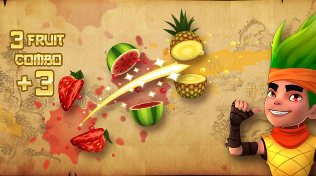 Fruit Ninja da gioco a film
