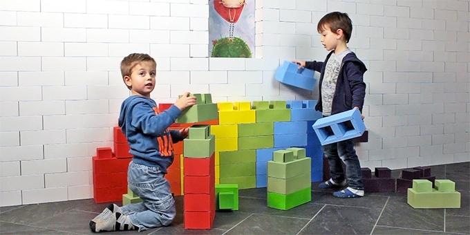 Edo, i mattoni di cartone giganti italiani vanno su Kickstarter