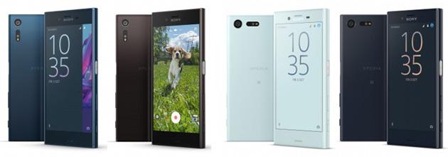 Sony X Compact e Xperia XZ in Italia