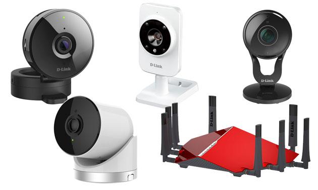 D-Link a IFA 2016 con nuovi prodotti per Videosorveglianza e Smart Home