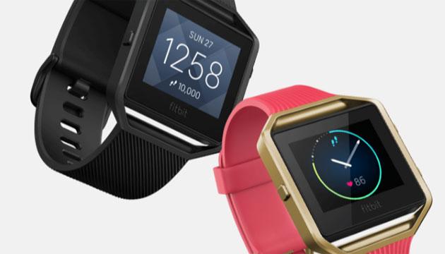 Fitbit Blaze diventa piu' SmartWatch