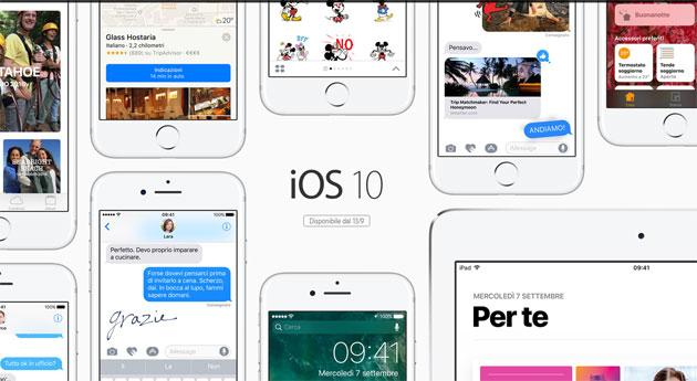iOS 10, iPhone bloccato che non si accende dopo aggiornamento: cosa fare